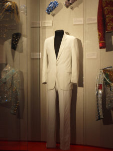 """Thriller"" suit at the Grammy Awards Museum. ©2009 Derek Henry Flood"