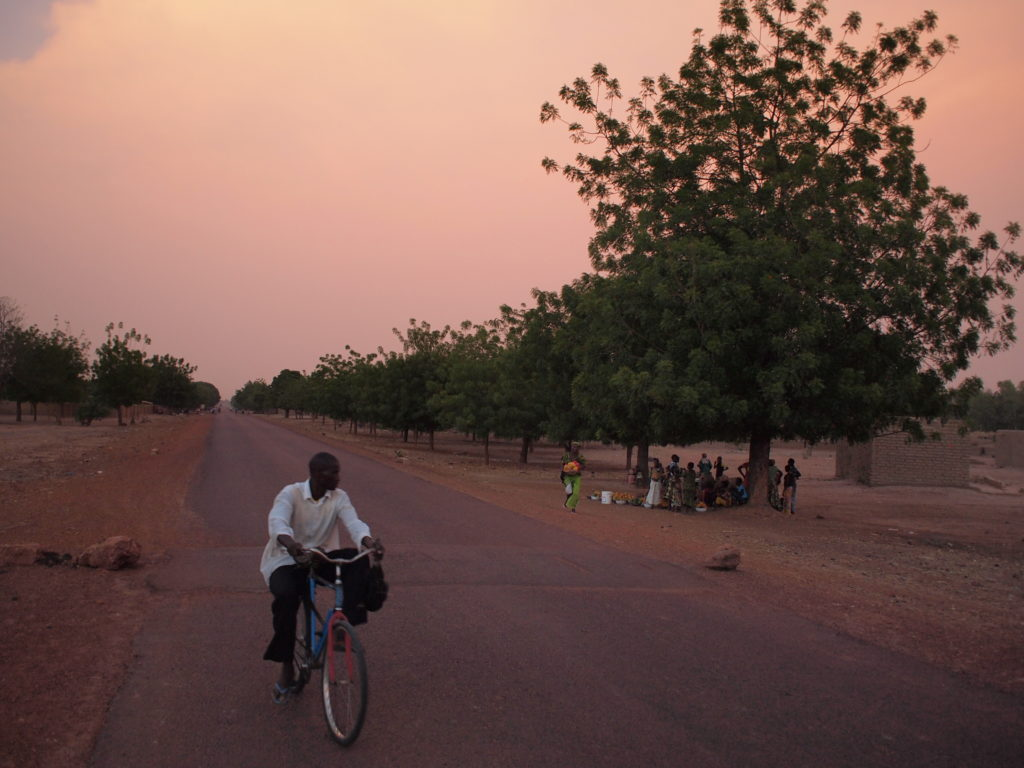 Terrorsim in the Sahel region has spread far and wide. ©2012 Derek Henry Flood